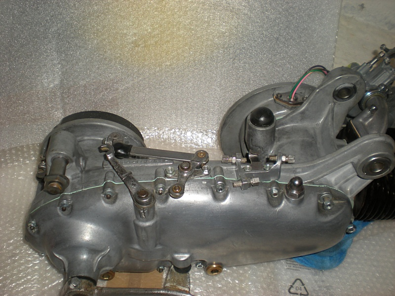 Alessio Vs. Restauro motore Lambretta - PRIMA PARTE DI UN SOGNO CHE PIANO PIANO SI REALIZZA! Dscn4324