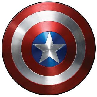 Captain America's Shield($1,500,000) Captai10