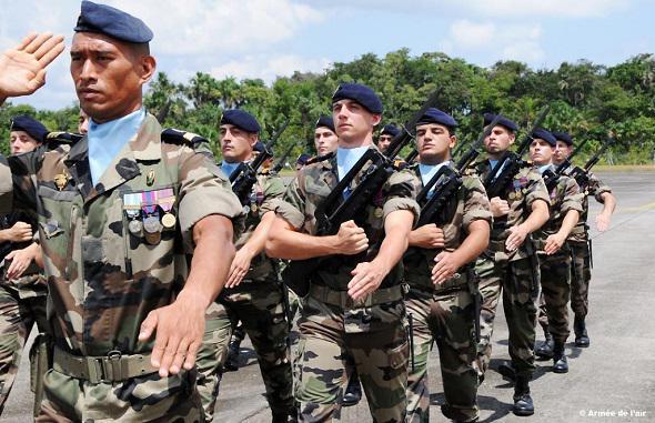 la marine recrute 500 fusiliers marins Cocoye10