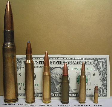 Calibre : 12,7 × 99 mm OTAN . Rifle_10