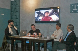 Yuri's Night Paris 2015 - Venez à la rencontre de Youri Gagarine, Michel Tognini et Yves Gauthier 2015-017