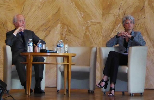 [Conférence] Claudie Haigneré à la mairie du 15ème le 21 mai 2015 Claudi10