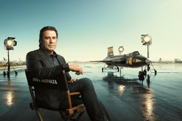 Breitling - John Travolta et le North American X-15 Image-12