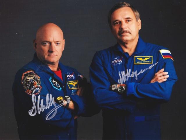 ISS ONE YEAR / Mission d'un an sur l'ISS - Déroulement de la mission Iss_1_10