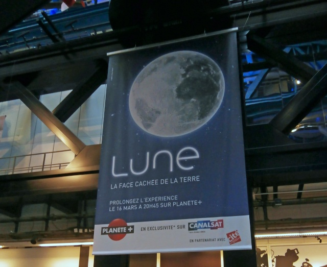 13 au 15 mars 2015 - Destination Lune / Cité des Sciences à Paris P3150010