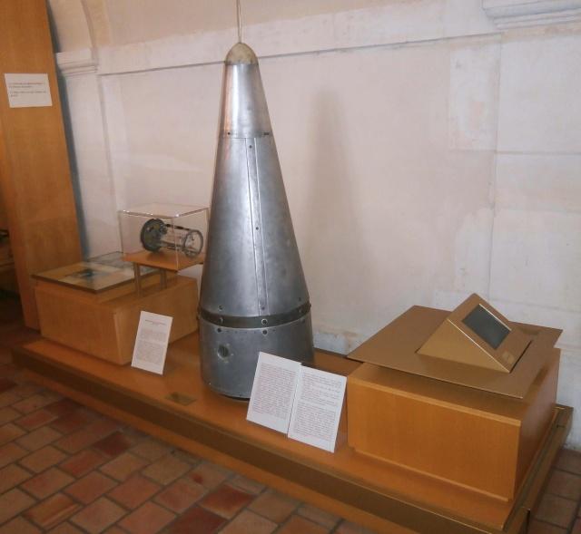 Le Musée du Service de Santé des Armées et le rat hector P5060511