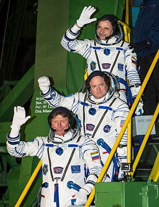 ISS ONE YEAR / Mission d'un an sur l'ISS - Déroulement de la mission Soyouz11