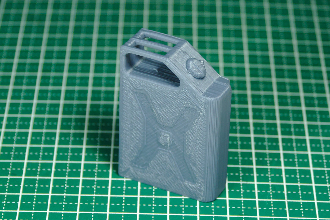 Starting on 3D printed light buckets for RC cars 05-jer10