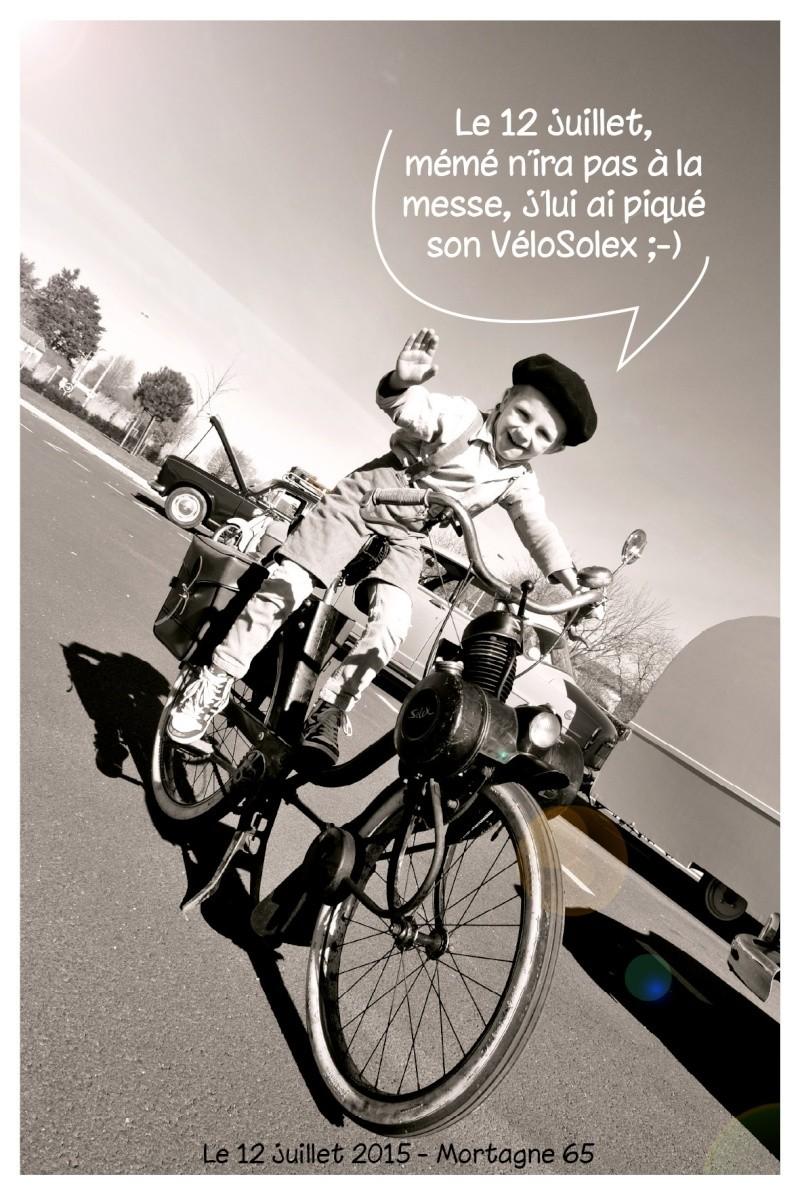 Route des Vacances - Embouteillage de l'Ouest //MORTAGNE 65 Photo110