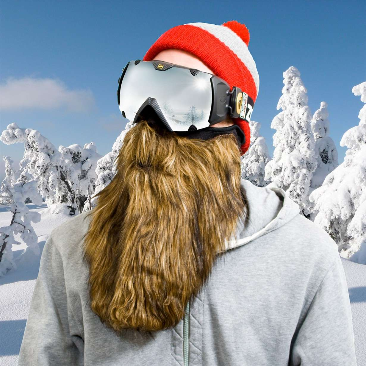 GRABUGE AU SKI Ski-ba10
