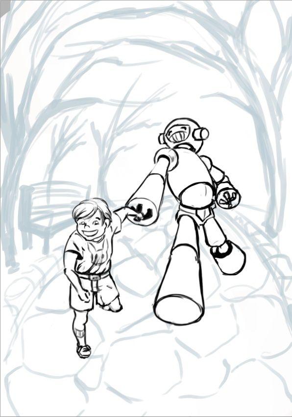 IM8 Enfant robot (Reminiscence) - Page 2 Captur54