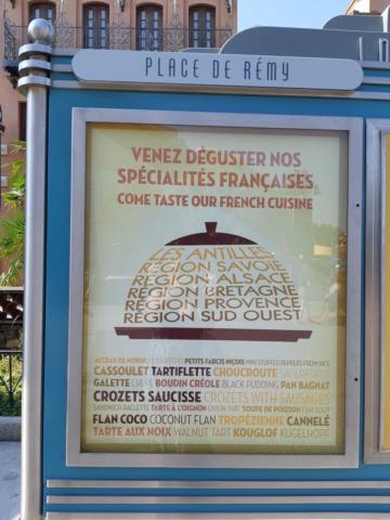 Le Rendez-Vous Gourmand de Disneyland Paris (depuis 2017 - actuellement jusqu'au 29 septembre 2018) - Page 11 20180748