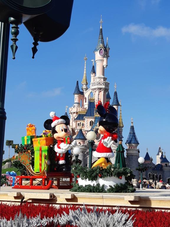 [Saison] Le Noël Enchanté Disney : une célébration Mickeyfique (2018-2019) - Page 7 20181121