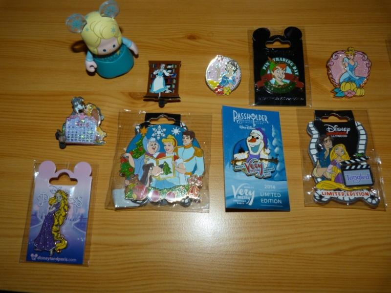 Le Pin Trading à Disneyland Paris P1370811