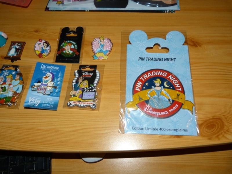 Le Pin Trading à Disneyland Paris P1370812
