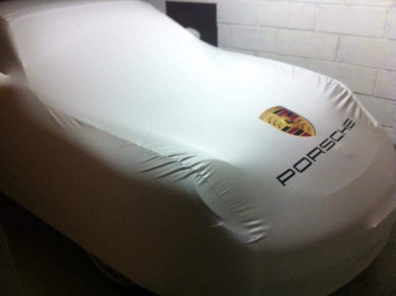 Vds Housse Porsche 996 997  pour intérieur  Photo_10