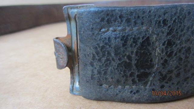 Boucle 155/43  + cuir Img_3540