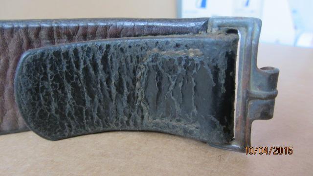 Boucle 155/43  + cuir Img_3541