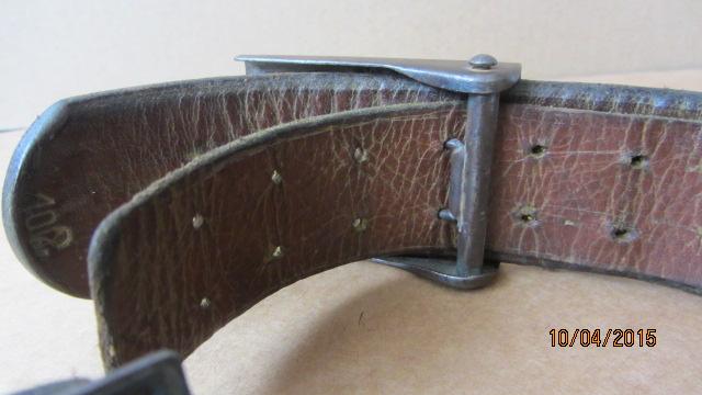 Boucle 155/43  + cuir Img_3542