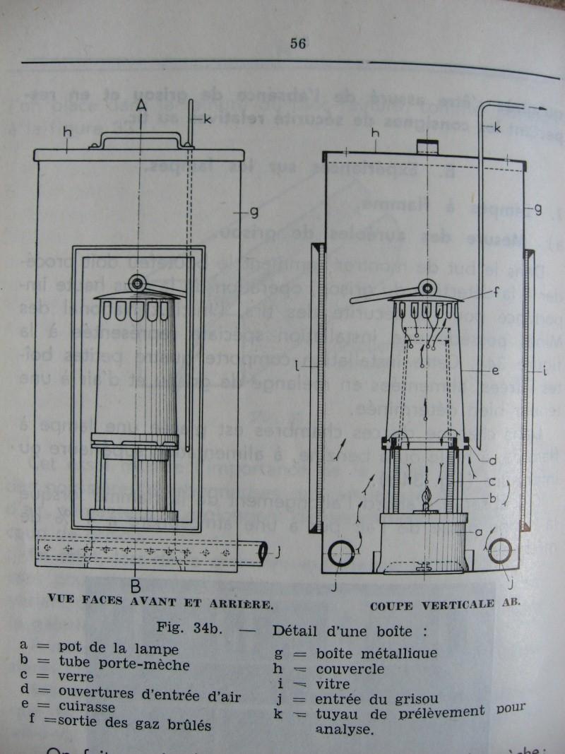 lampes de mineurs,  divers objets de mine, outils de mineur et documents  00612