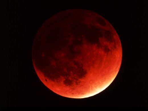Самое короткое за сто лет лунное затмение произойдет 4 апреля B89cb710