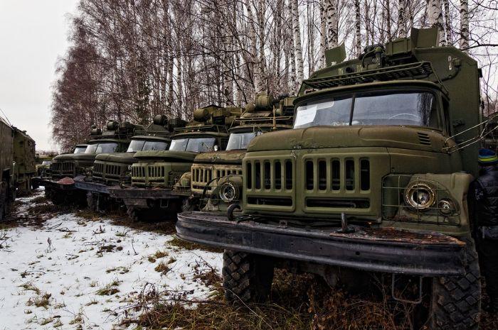 Списанную военную технику можно будет купить в Подмосковье на выставке Bd351d10