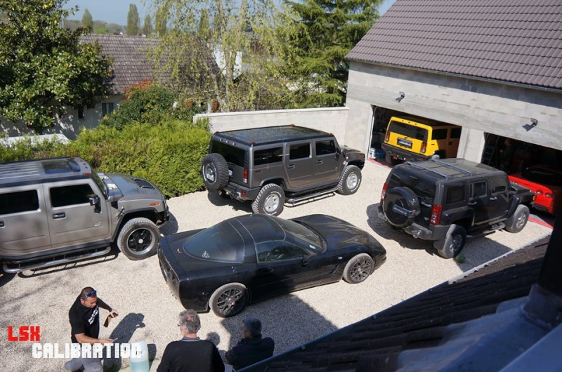 Grizou est arrivé ; Hummer H2 luxury greystone & sedona - Page 5 10407912