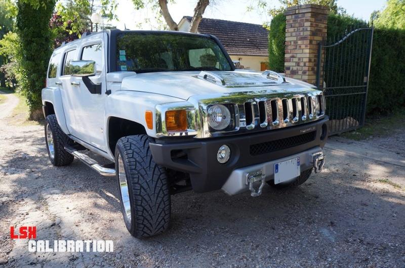 Lsx Calibration : Reprogrammation Moteur & Boite de votre Hummer 10423710