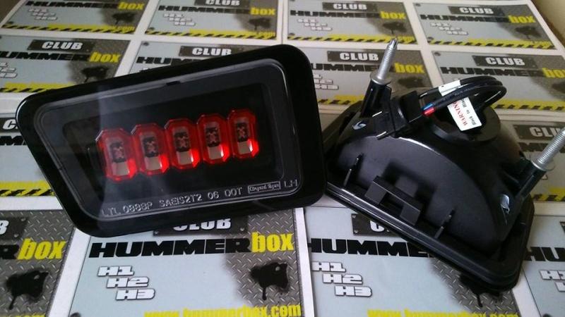 HUMMERBOX vous offre son Dépôt/Vente pour toutes vos pièces et accessoires Hummer 10439310