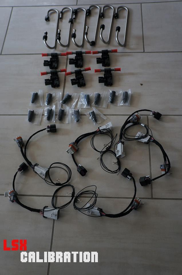 Lsx Calibration : Reprogrammation Moteur & Boite de votre Hummer 10469710