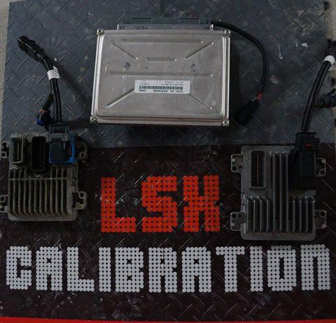 Lsx Calibration : Reprogrammation Moteur & Boite de votre Hummer 10906311