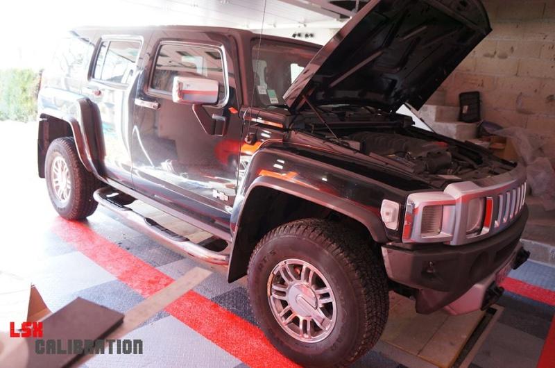 Lsx Calibration : Reprogrammation Moteur & Boite de votre Hummer 10994110