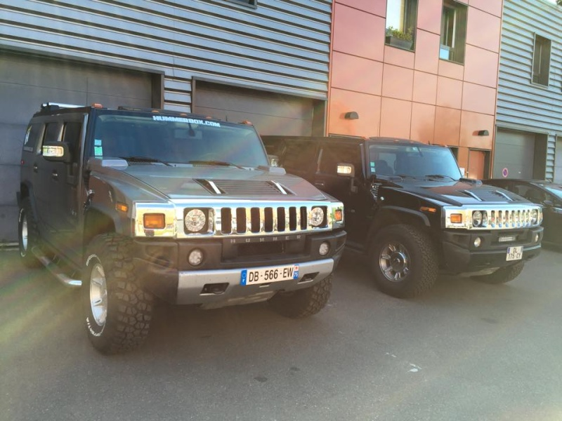 Grizou est arrivé ; Hummer H2 luxury greystone & sedona - Page 5 11048610