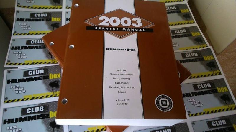 HUMMERBOX vous offre son Dépôt/Vente pour toutes vos pièces et accessoires Hummer 11188310