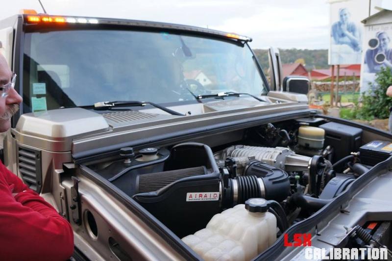 Lsx Calibration : Reprogrammation Moteur & Boite de votre Hummer 13763810