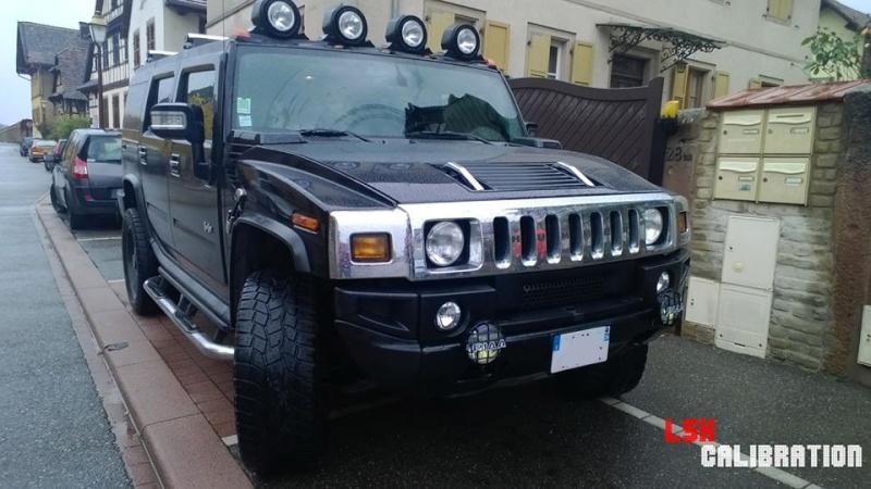 Lsx Calibration : Reprogrammation Moteur & Boite de votre Hummer 13907710