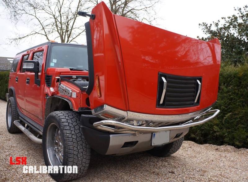 Lsx Calibration : Reprogrammation Moteur & Boite de votre Hummer 15605610