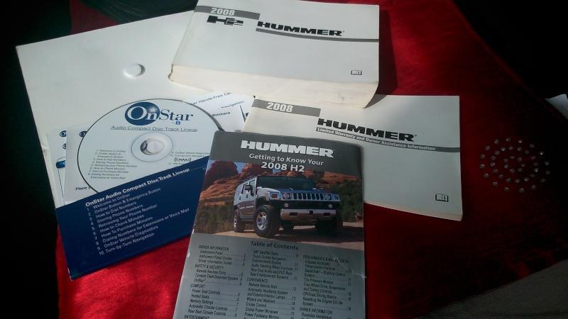 Grizou est arrivé ; Hummer H2 luxury greystone & sedona Dsc_1014