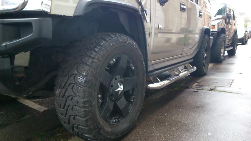Grizou est arrivé ; Hummer H2 luxury greystone & sedona - Page 4 Dsc_1044
