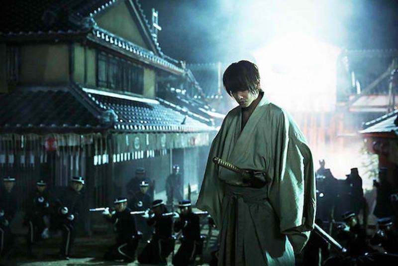 """""""Rurouni Kenshin: Kyoto Inferno""""  (   Rurôni Kenshin: Kyôto Taika-hen, Japan, 2014  ) 24nlem10"""