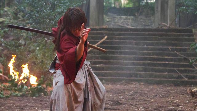"""Rurouni Kenshin""  (  Rurôni Kenshin, Japan, 2012  ) Samura10"