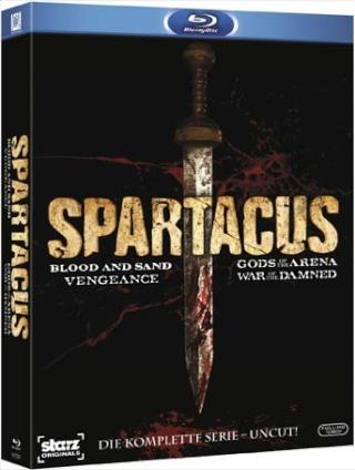 SPARTACUS - die Serie von CBS Fox Sparta11
