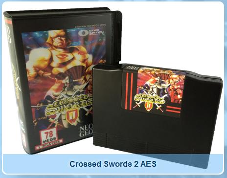 [AES/MVS] Crossed Swords 2 113
