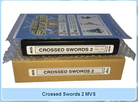 [AES/MVS] Crossed Swords 2 212