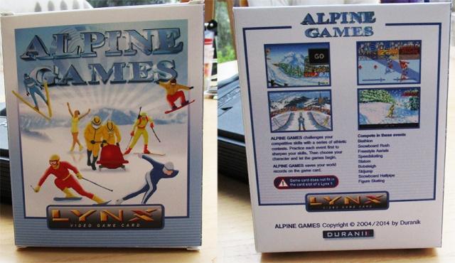 [Lynx] Alpine Games Ag_box10