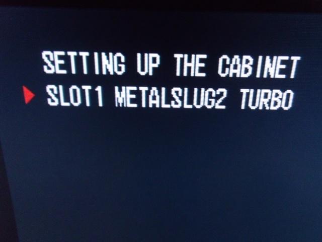 [MVS -  NGCD] Metal Slug 2 Turbo, le tuto Qq10