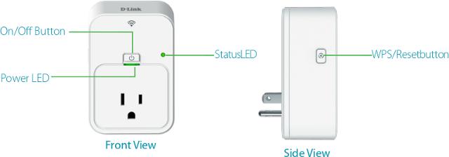 Đánh giá nhanh ổ điện thông minh D-Link Dlink_10