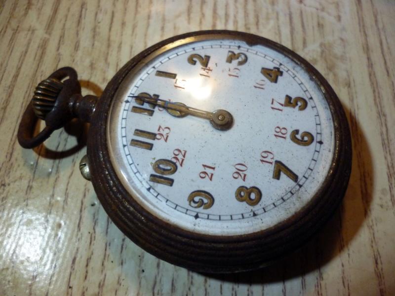 Restauration montre de gousset rouillée P1030810