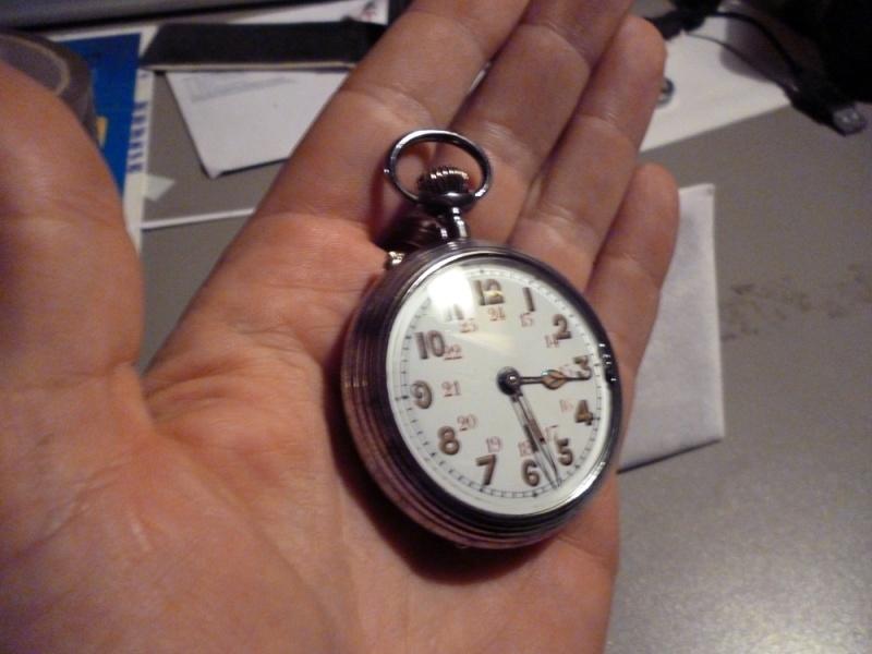 Restauration montre de gousset rouillée P1030828