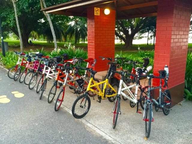 Super vélos pliables - Page 2 11164710